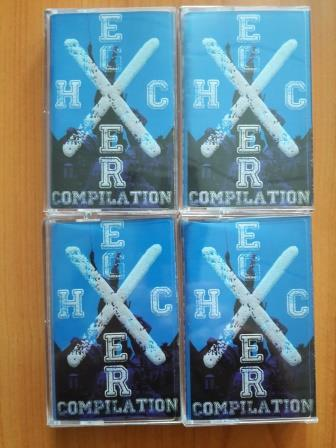 Eger Hardcore compilation tape