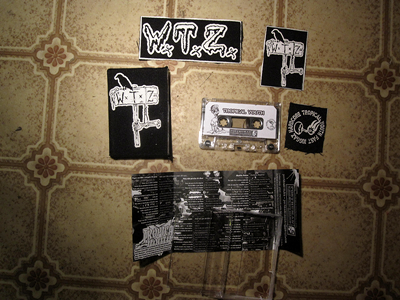 WxTxZx-Tropical Youth split tape